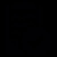 Checked clipboard file vector