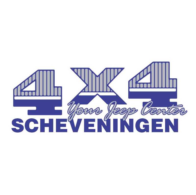 4X4 Scheveningen vector