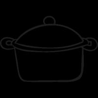 Bistro Pot vector