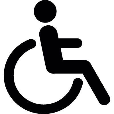 Wheelchair Access vector logo