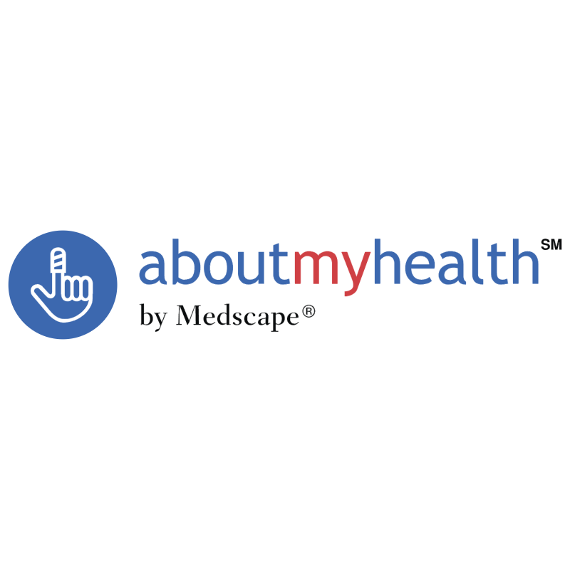 AboutMyHealth vector logo