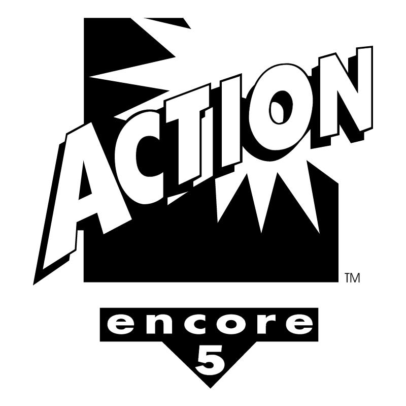 Action vector logo