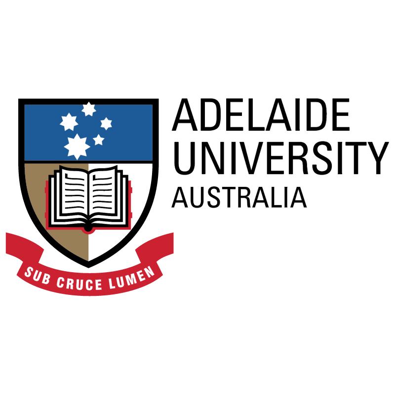 Adelaide University 35951 vector logo