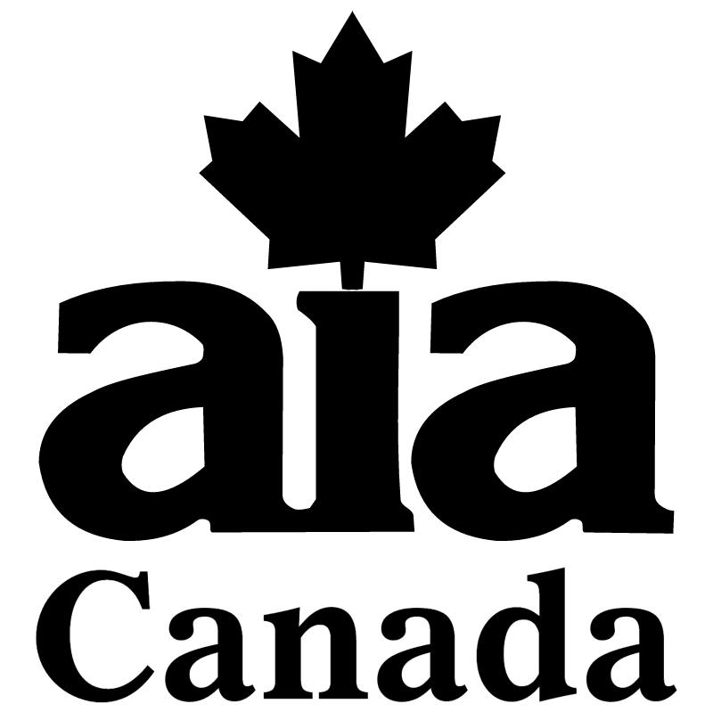 Aia Canada vector