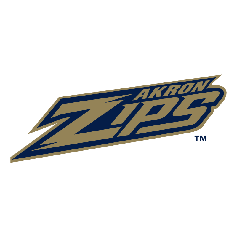 Akron Zips 76039 vector