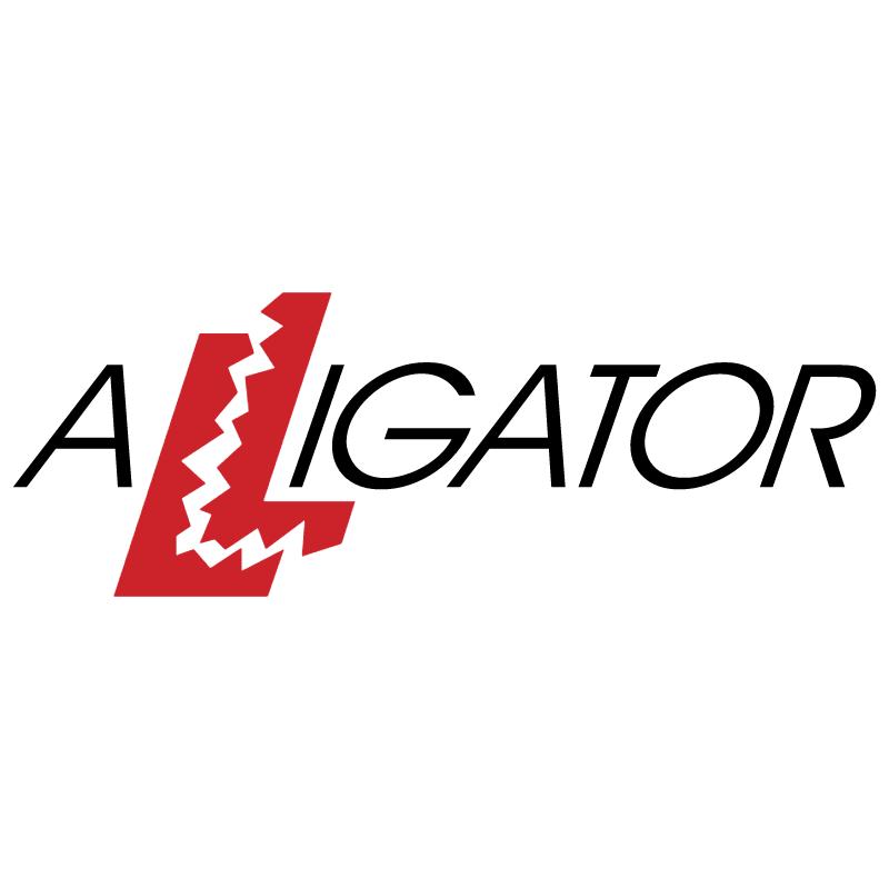 Alligator 11967 vector