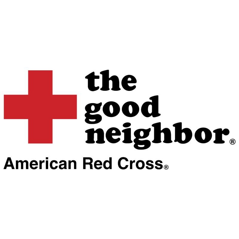 American Red Cross vector logo