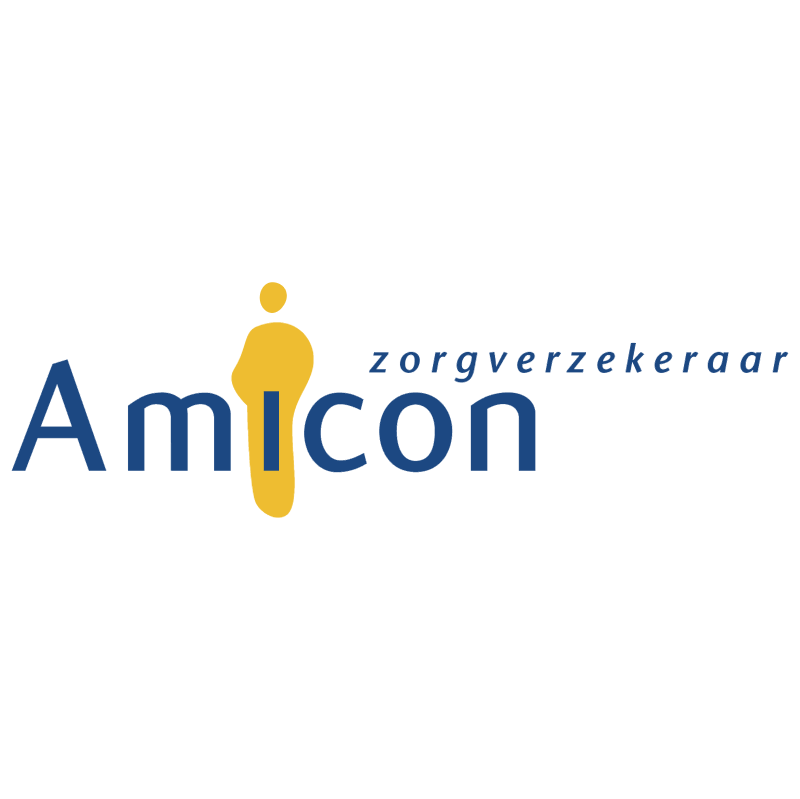Amicon Zorgverzekeraar vector