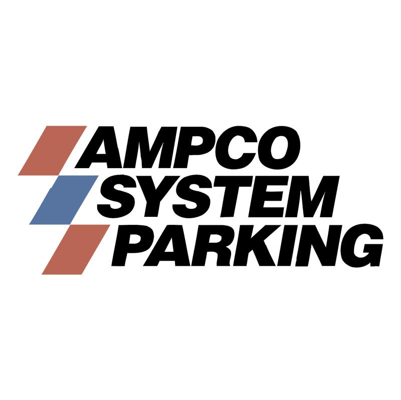 Ampco System Parking 45236 vector