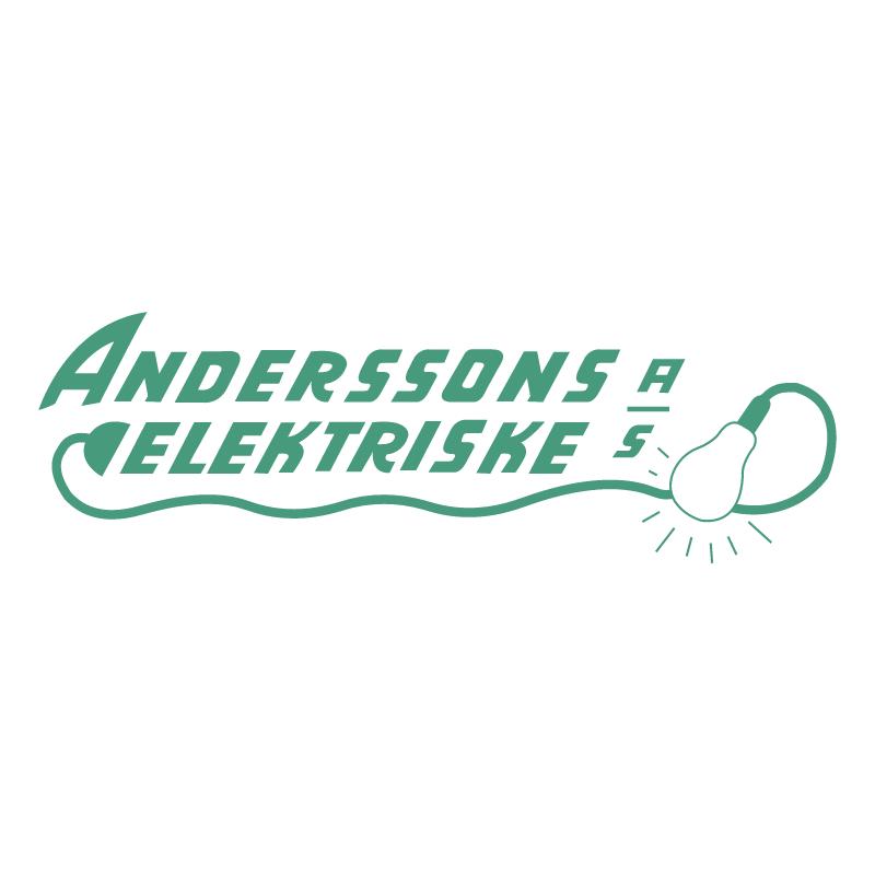 Anderssons Elektriske 73742 vector