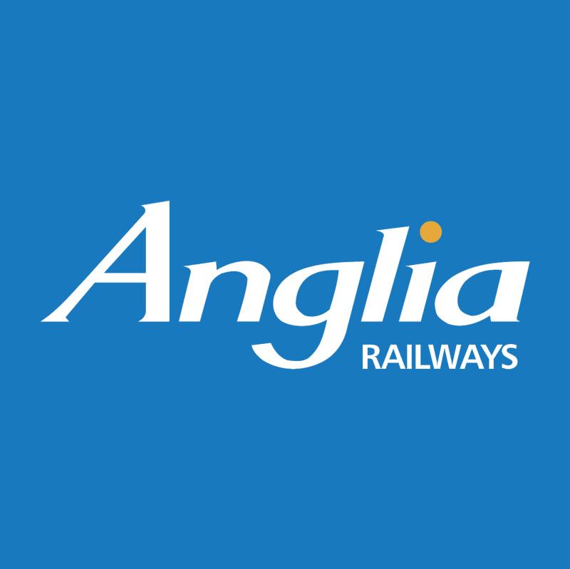 Anglia Railways 41264 vector