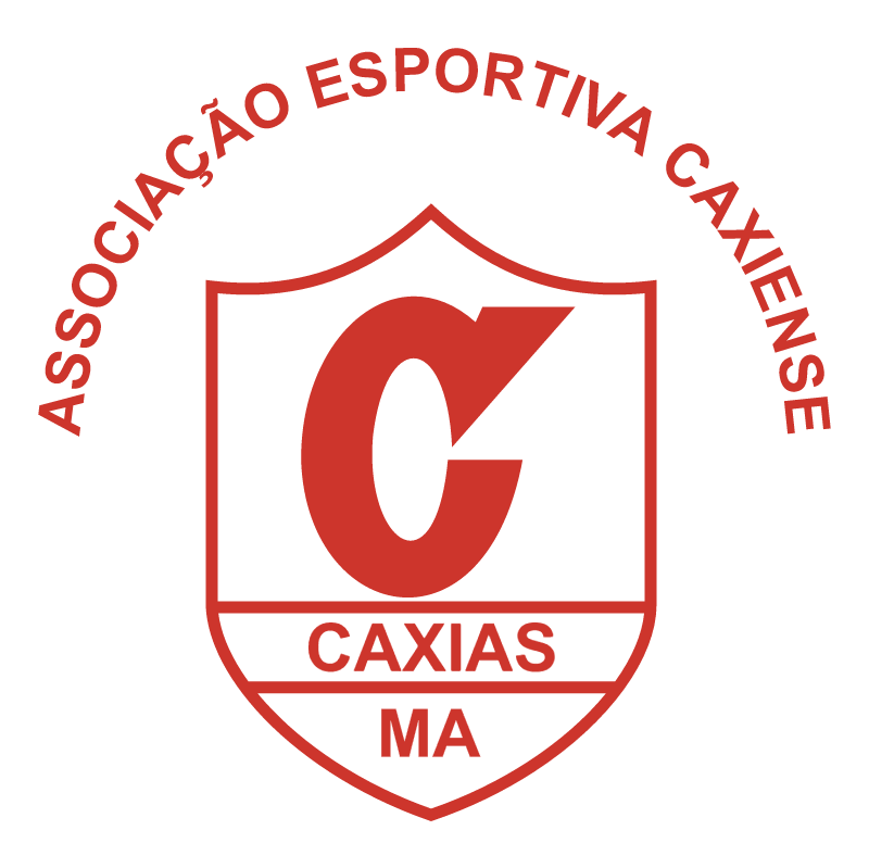 Associacao Esportiva Caxiense de Caxias MA vector logo