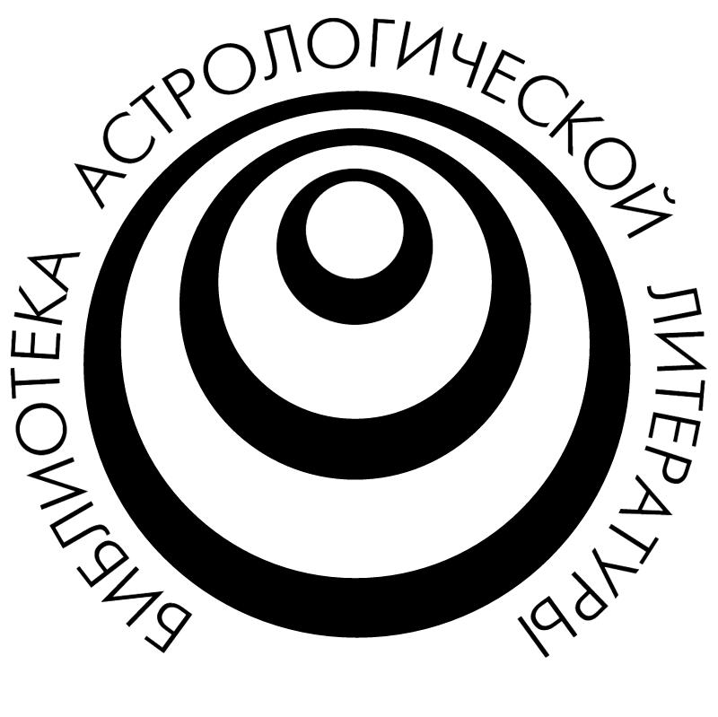 Astrology Library 701 vector logo