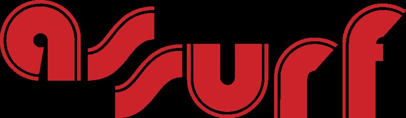 asurf vector logo