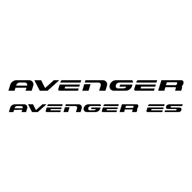 Avenger 56453 vector