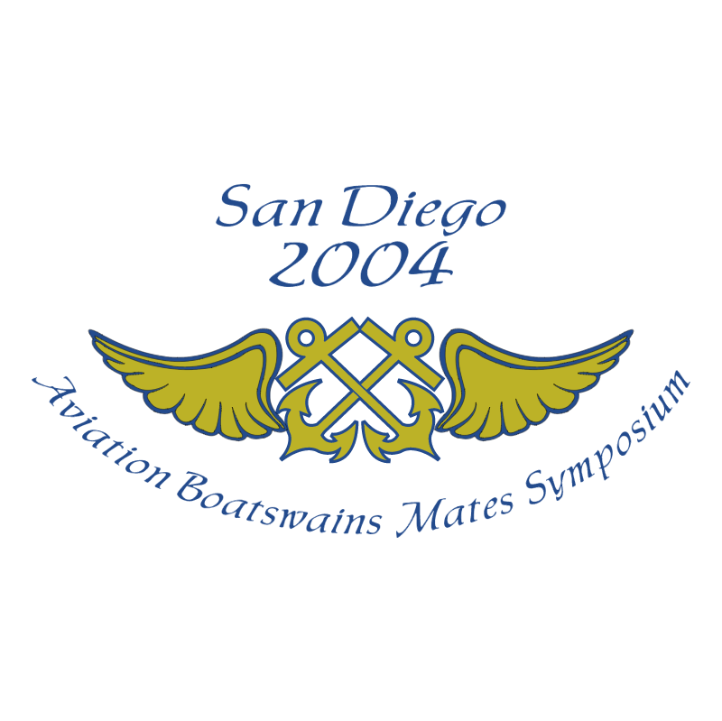 Aviation San Diego vector logo