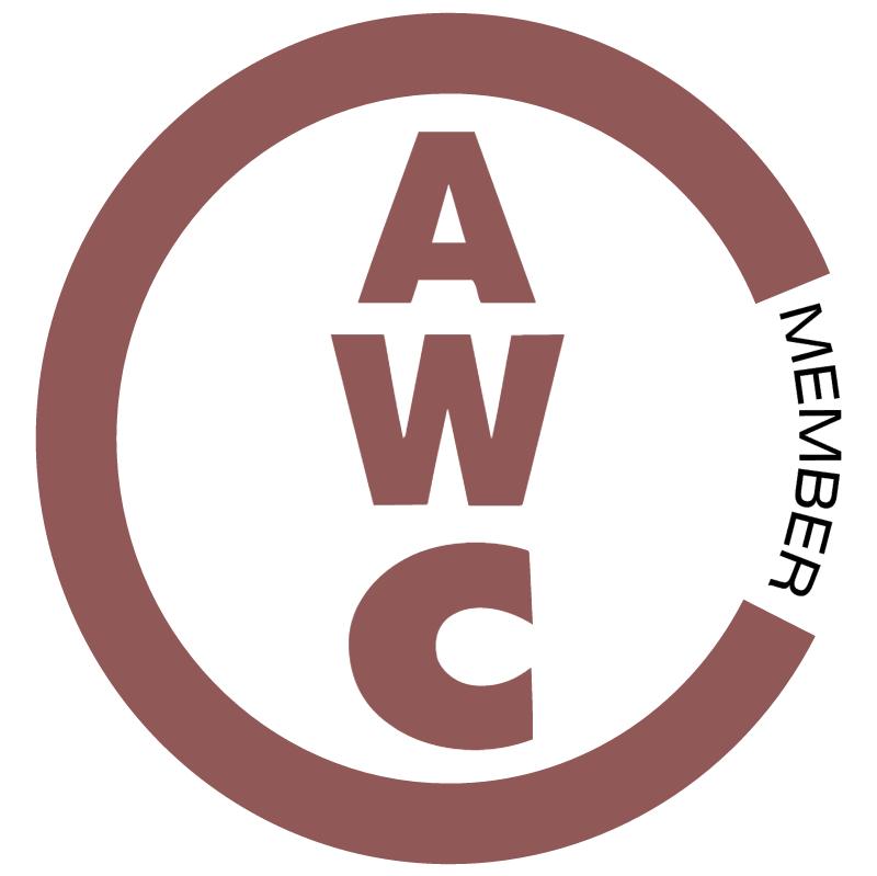 AWC member 25575 vector