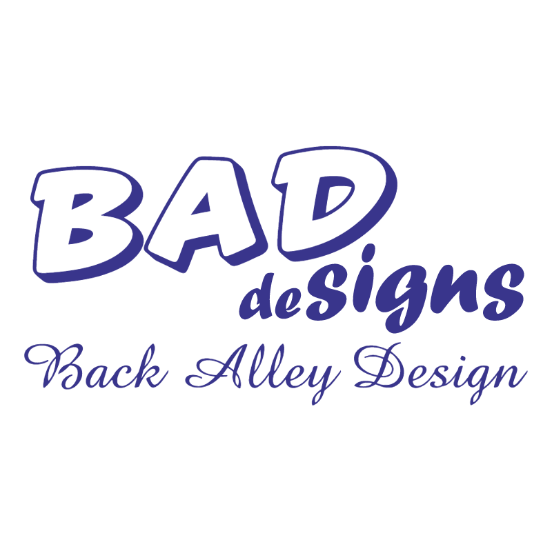 BAD deSigns 78439 vector