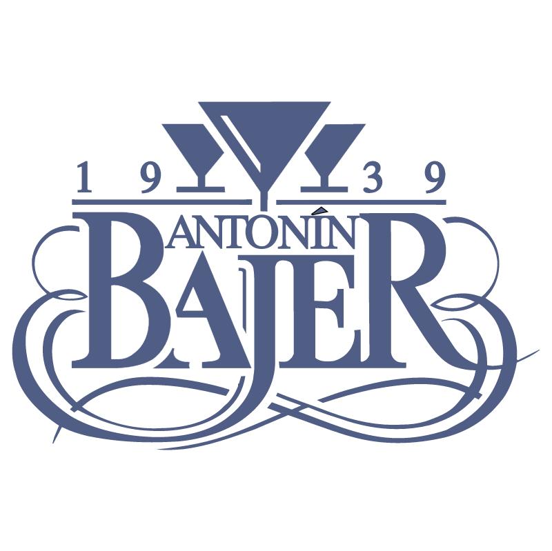 Bajer Antonin vector logo