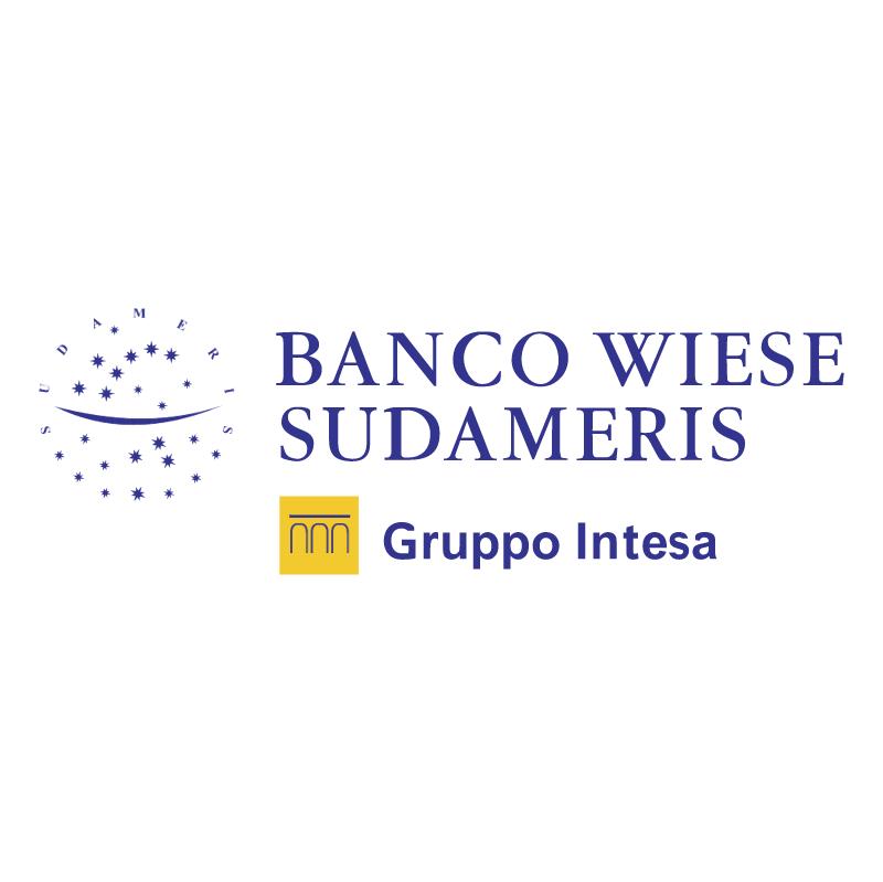 Banco Wiese Sudameris vector