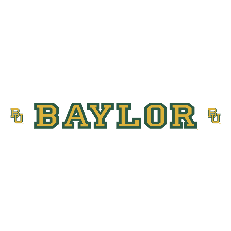 Baylor Bears vector