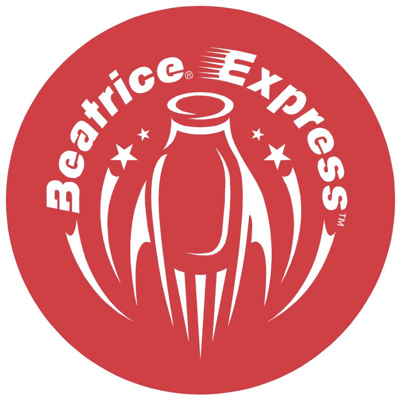 Beatrice Express 848 vector logo