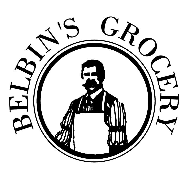 Belbin's Grocery vector