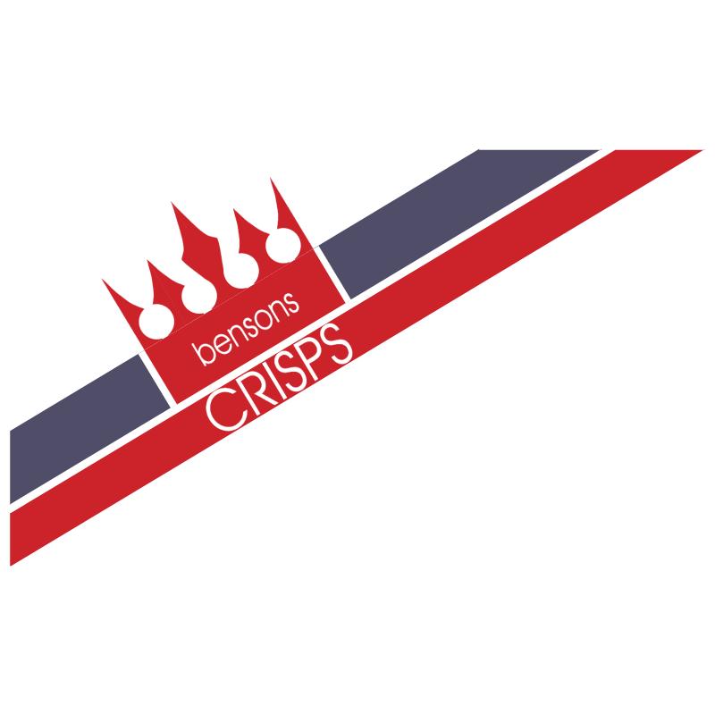 Bensons Crisps vector