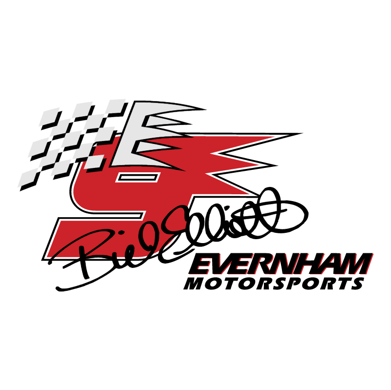 Bill Elliott vector logo