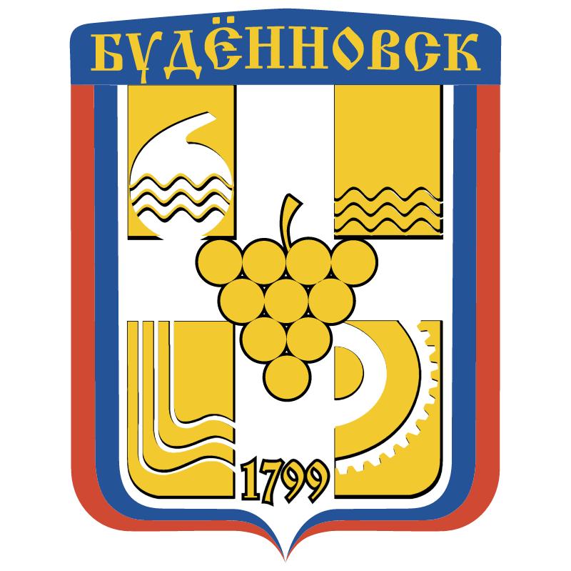 Budyennovsk 19876 vector