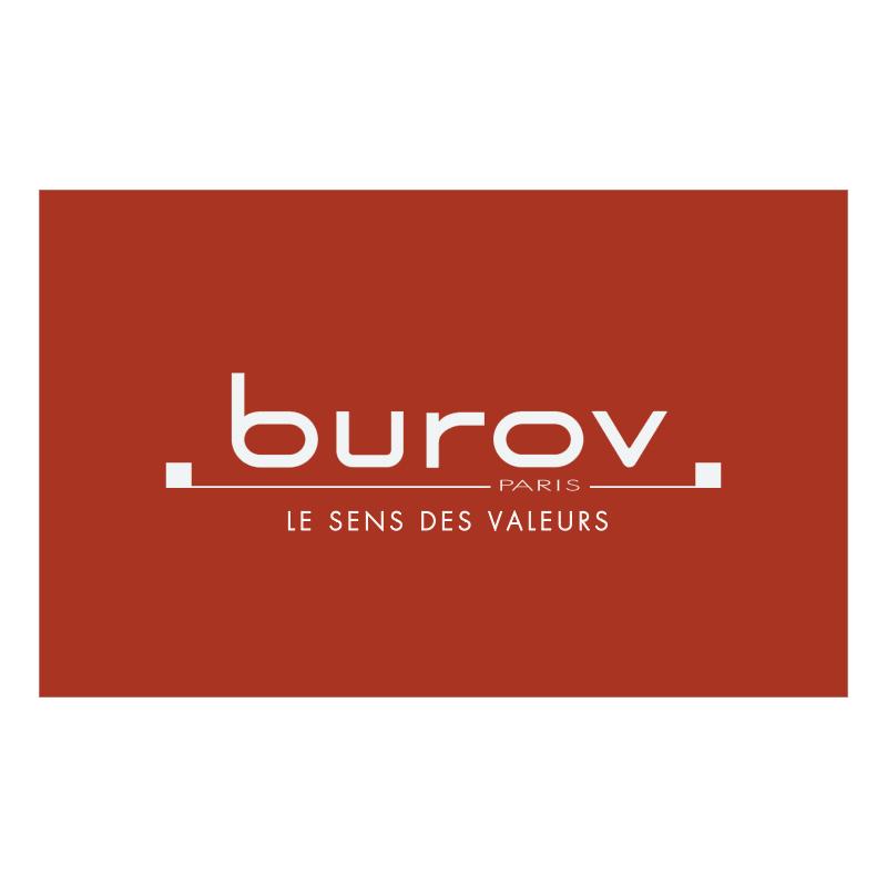 burov 70523 vector logo