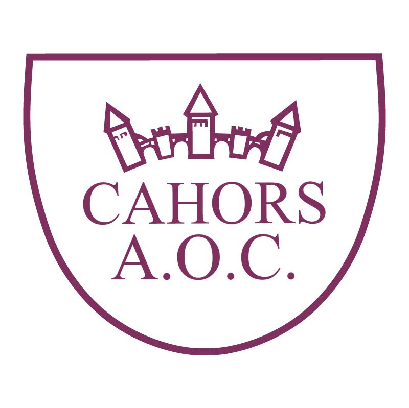 Cahors A O C vector
