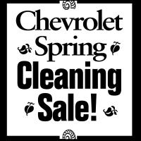 Chevrolet Spring logo vector