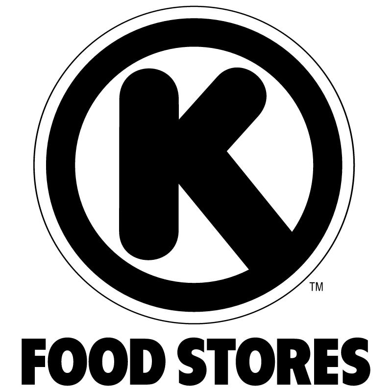 Circle K Food Stores vector