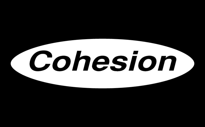 Cohesion logo vector