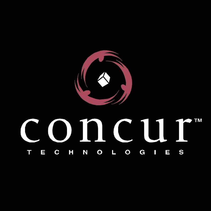 Concur Technologies vector logo