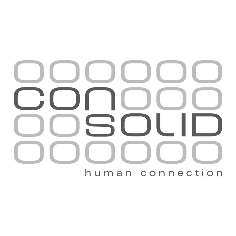 Consolid vector logo