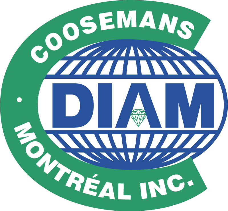Coosemans Montreal logo vector