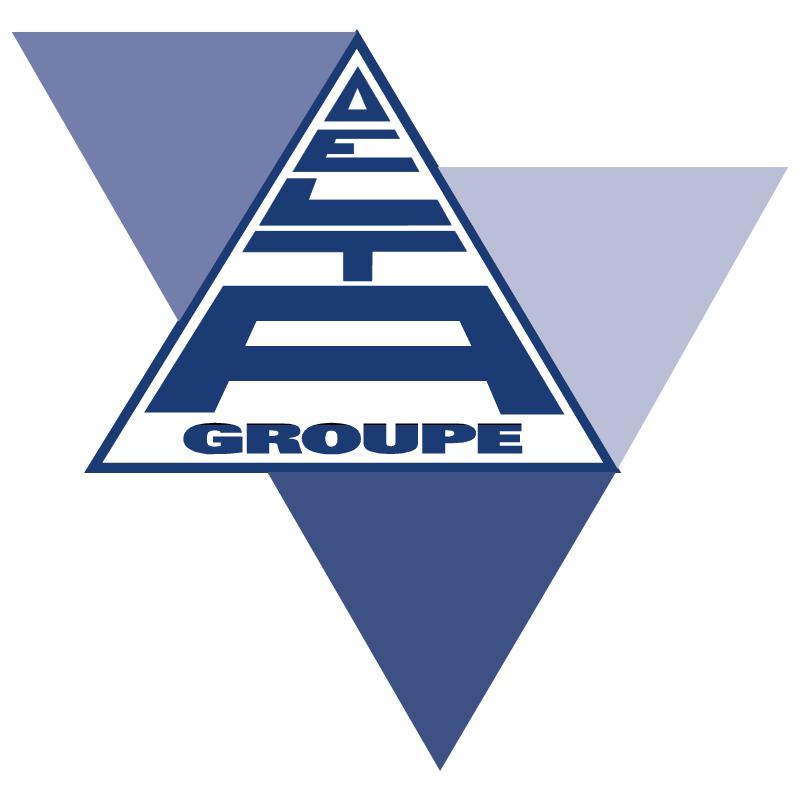Delta Groupe vector