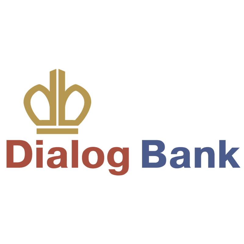 Dialog Bank vector