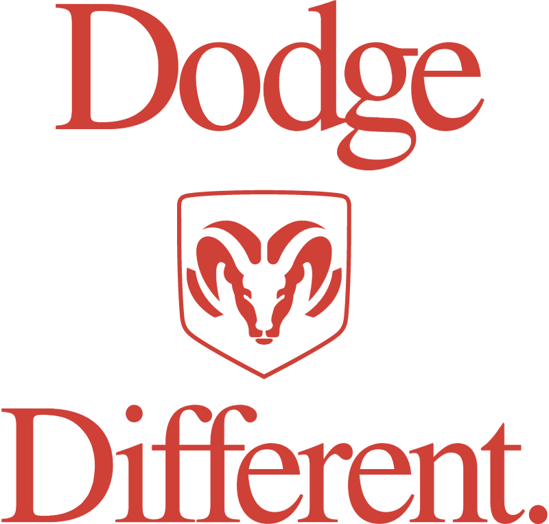 Dodge Different vector