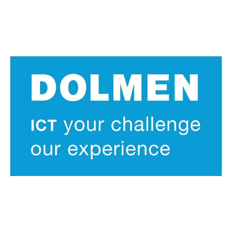 Dolmen Computer Applications vector