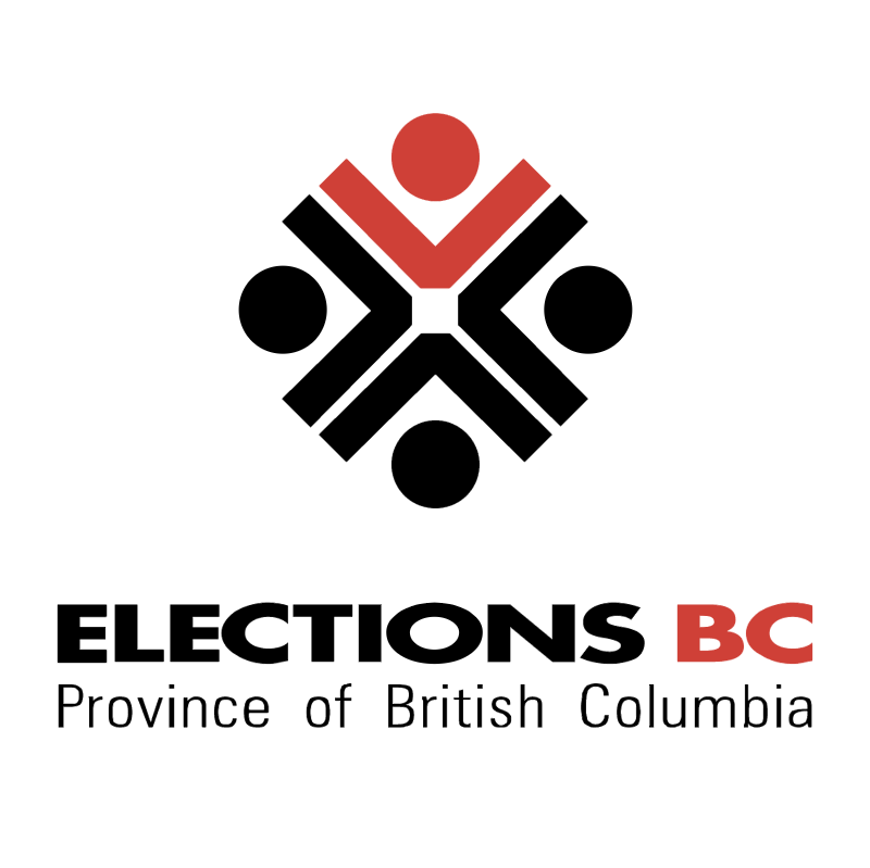 Elections BC vector