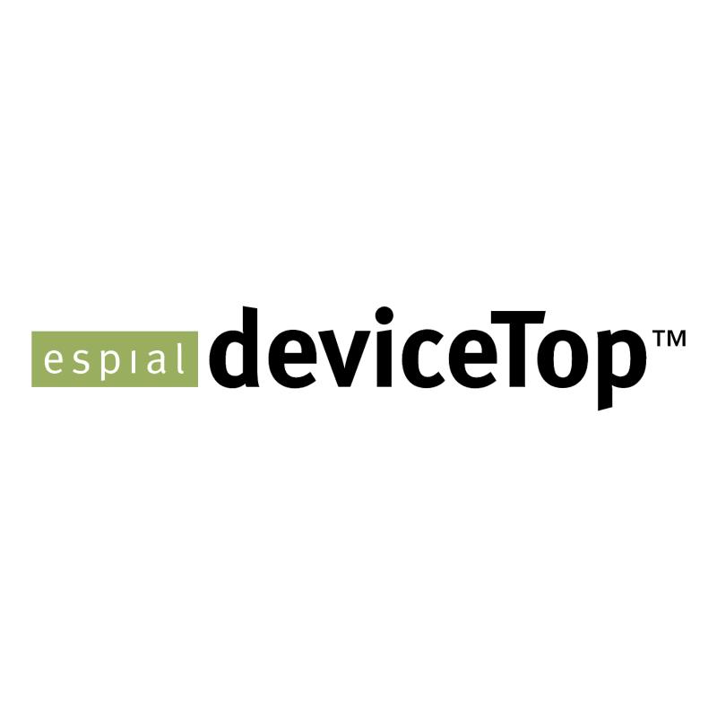 Espial DeviceTop vector