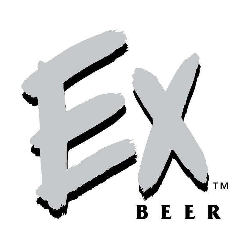 Ex Beer vector