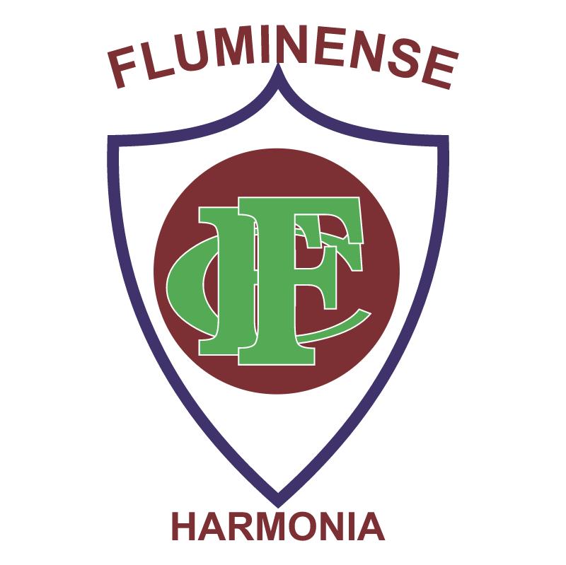 Fluminense Futebol Clube Linha Harmonia de Teutonia RS vector