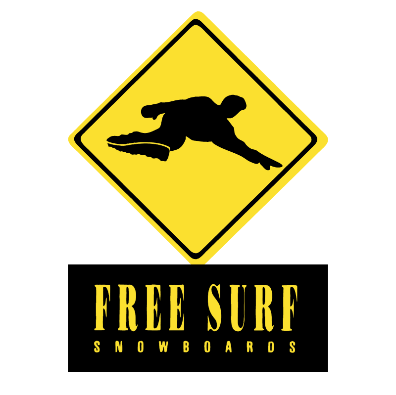 Free Surf vector