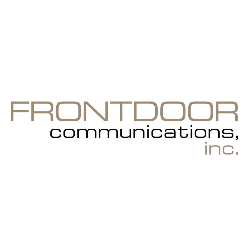 Frontdoor Communications vector