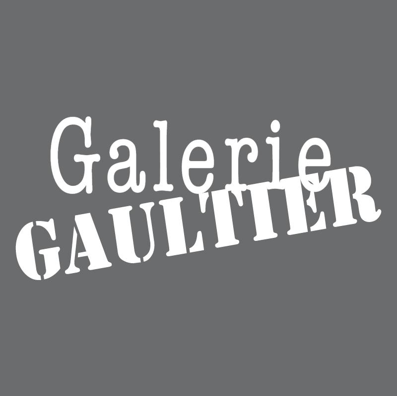 Galerie Gaultier vector