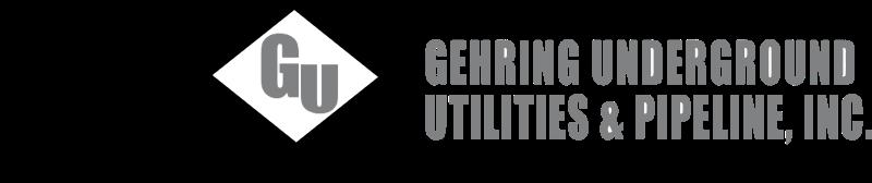 GEHRING UNDERGROUND vector logo